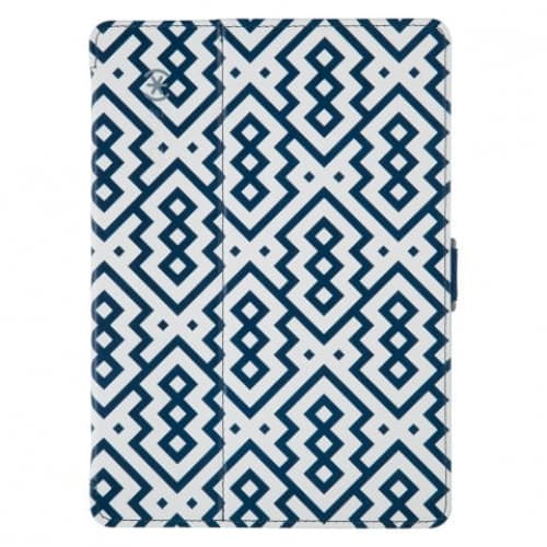 Speck StyleFolio Cases for iPad Air Throw Blue Deep Sea Blue