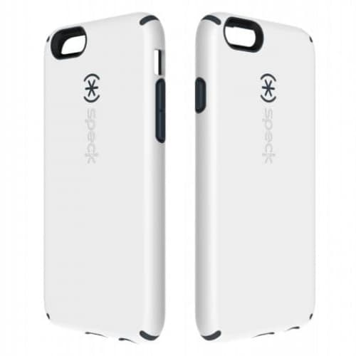 Speck Candyshell Case for iPhone 6 White Charcoal Grey