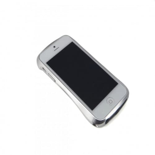 Draco 5 Deff Cleave Japan Aluminum Bumper for iPhone 5 (Astro Silver)