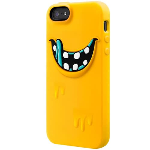 Switcheasy Monsters for iPhone 5 5S Freaky Yellow