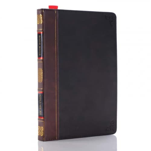 BookBook iPad Air Brown Leather Stand and Hybrid Case