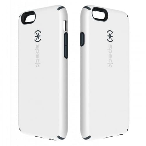 Candyshell Protective Case for iPhone 6 Plus White Charcoal