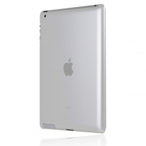 Incipio Feather Snap Case Frost White for iPad 2