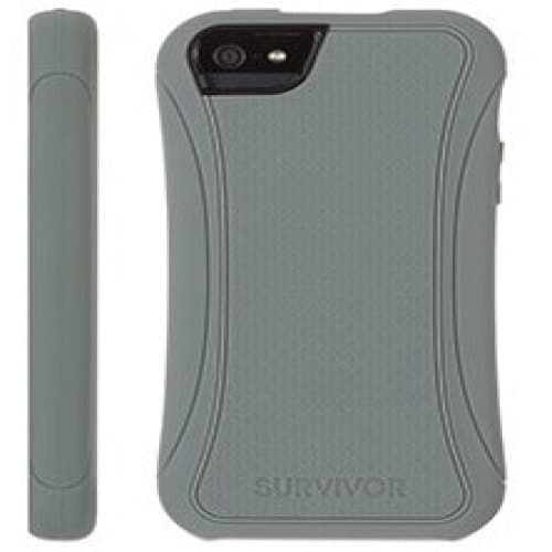 Griffin Explorer (Survivor Slim) for iPhone 5 Grey