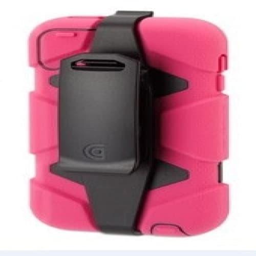 Griffin Survivor for iPod touch 5G (5th gen.) Pink Black