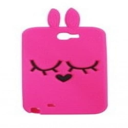 Marc Jacobs Galaxy Note 2 Case Katie the Bunny Pink