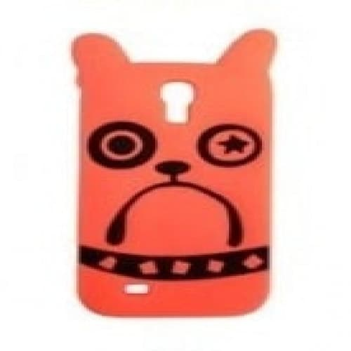 Marc Jacobs Pickles the Bulldog Orange Galaxy S4 Case