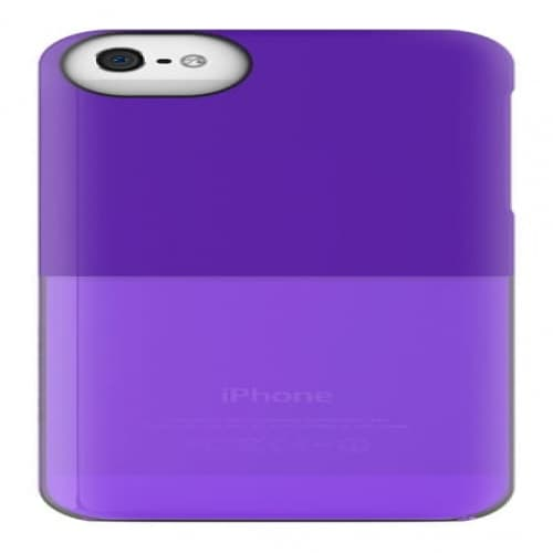 Adopted Caplet Case for iPhone 5 Violet