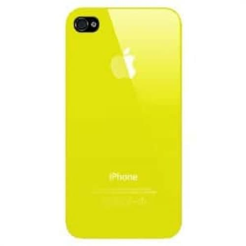 Yellow Replicase iPhone 4 4S