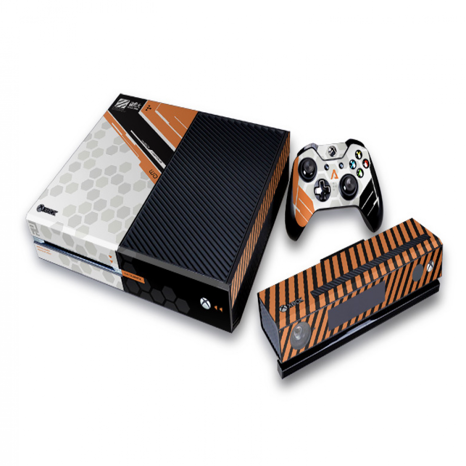 Xbox One Titanfall Decal Skin for Console, Controller ...