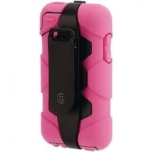 Griffin Survivor for iPod touch 4G 4th gen Pink Black