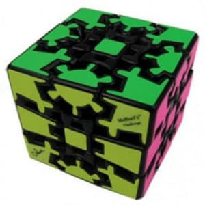 Gear Cube Extreme - Meffert's Anisotropic Rotation Brain Teaser Puzzle