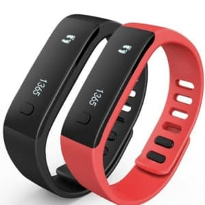 FashionComm Wristband Pedometer Step Counter