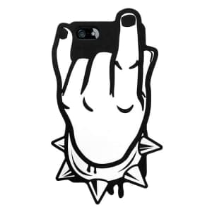 Candies Fingers Rock Sign 3D iPhone 6 Case