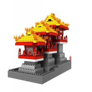 Loz Nano Block Architecture Series Daming Palace