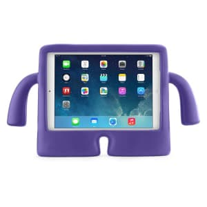 Speck iGuy iPad Air Kids Standing Case Grape Purple
