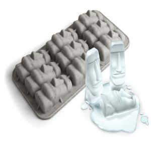 Easter Island Moai Statues Ice Cube Tray Cake Mold