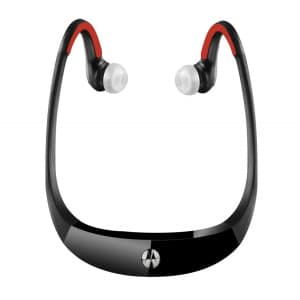 Motorola S10-HD Bluetooth Stereo Headphones Black