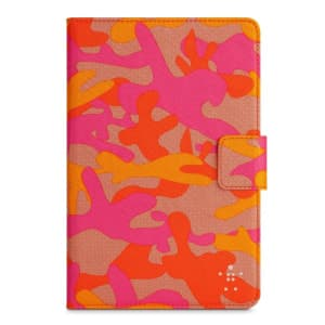 Belkin Camo Cover with Stand for iPad Mini iPad Mini Retina Blush