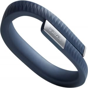 Navy Blue Jawbone Up Activity Tracking Wristband