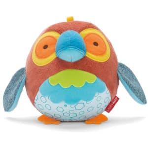 Skip Hop Giraffe Safari Parrot Chime Ball Toy