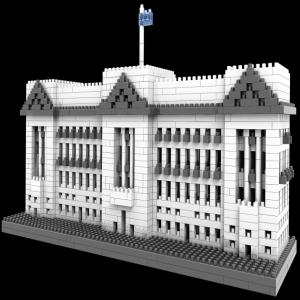Loz Nano Block Architecture Series Buckingham Palace