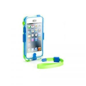 Griffin Survivor + Catalyst Waterproof Case for iPhone 5 5S Royal Blue and Green