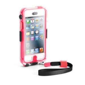 Griffin Survivor + Catalyst Waterproof Case for iPhone 5 Pink