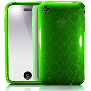 iSkin Solo FX Lush Green Case iPhone 3G 3GS