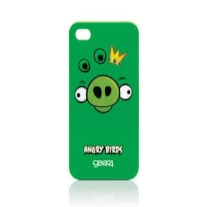 Angry Birds Case for iPhone 4 - Pig King