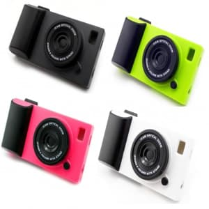 iCamera Faux Camera iPhone 4 & 4S Protective Case