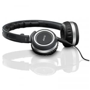 AKG K450 Over-the-Ear Premium Foldable Mini Ear-Cup Headphones