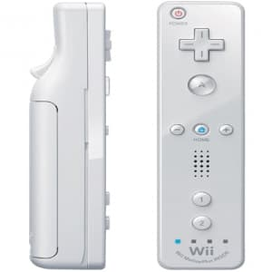Nintendo Wii Remote Plus - White (For Wii and Wii U)