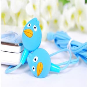 Angry Birds Headphones - Blue Bird
