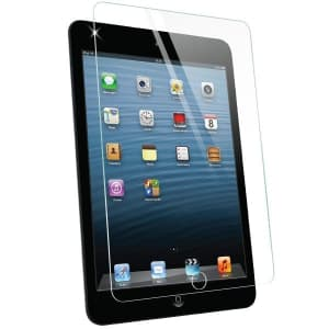 iPad Mini 3 2 1 Tempered Glass R Screen Protector