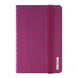 Incase Maki Jacket for iPad Mini Fuchsia Hearts