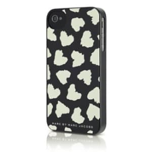 Incase Marc Jacobs iPhone 4 Wild at Heart White