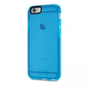 Tech21 Evo Mesh Case (Drop Protective) for iPhone 6 Clear Blue