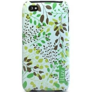 iLuv ICC736GRN Nature Soft Coated Ultra Thin Case Green