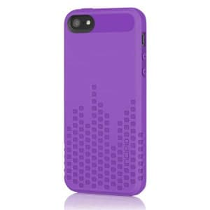 Incipio Frequency Purple for iPhone 5 Impact Resistant Case