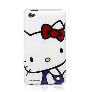 Hello Kitty Close Up for iPod Touch 4th Gen (4G)