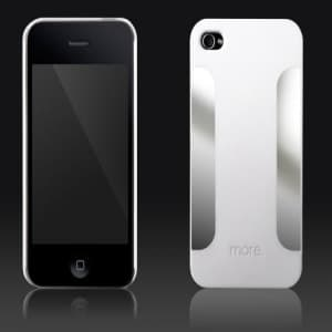 More Thing Para Blaze Collection White iPhone 4 Case