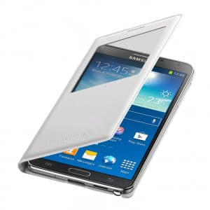 Samsung Galaxy Note 3 S-View White Cover