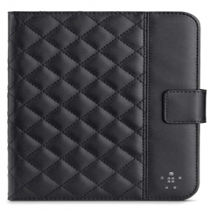 Belkin Quilted Cover with Stand for iPad Mini and iPad Mini with Retina Black