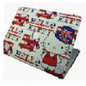 MacBook Pro Skin Shell Full Body Case for MacBook Air Pro Retina 11 13 15 All Models London Hello Kitty