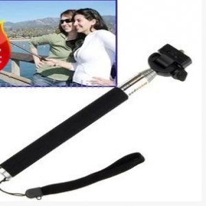 Selfie Taking Stick Pole for Smartphones and Cameras