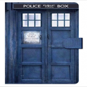 Tardis Doctor Who Police Box Time Machine iPad 2 iPad 3 iPad 4