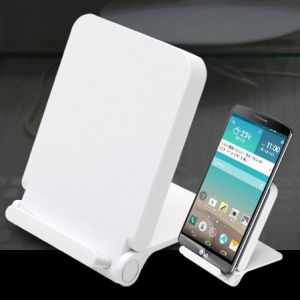 LG G3 Universal Qi Wireless Charger Stand Charging Dock WCD-100 White