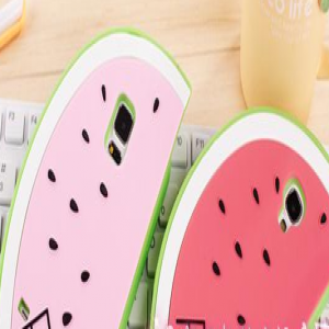 PINK Watermelon Case for Galaxy S5