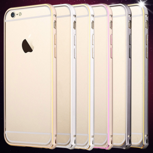 Metal Aluminum Elegant Bumper Case for iPhone 6